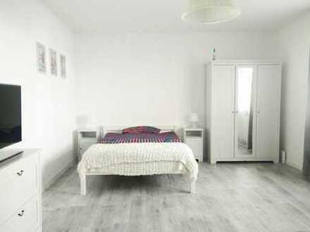 Schöne, geräumige ein Zimmer Wohnung in Offenbach am Main, Stadtmitte