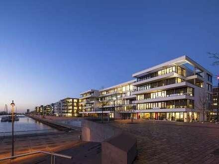 118 qm-Büroloft am Europahafen