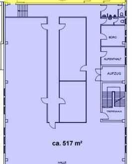 24_VH2613c Diverse Hallen- (114 bis 6000 m²) und Büroflächen (116 bis 2000 m²) / Gemeinde Barbing