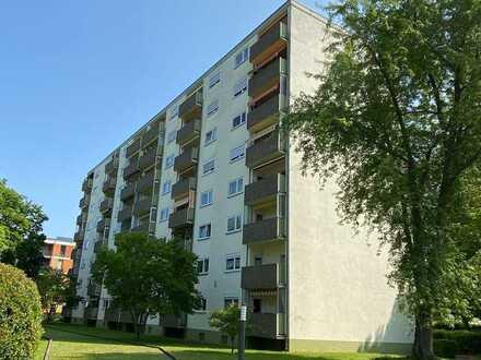 Vermietung einer großzügigen 3 Zimmer Wohnung in Denzlingen