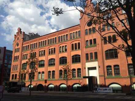 Alte Fabrik! Einzelbüro 2-4 Arbeitsplätze Hafencity