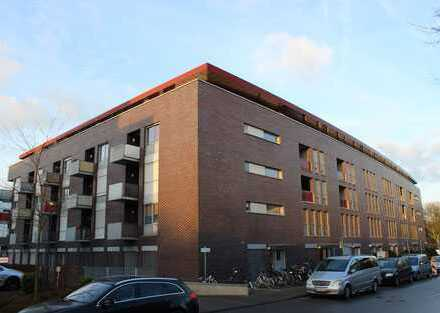 Zentrale, geräumige 2-Zimmer-Wohnung mit Balkon im Münster-Innenstadtring