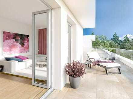 *Penthouse* Weitblick, Erstbezug, top modern, elegante 3ZKBT mit EBK