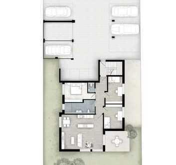 Naturnahe ebenerdige 4-Zimmer EG-Wohnung in Gäufelden-Nebringen