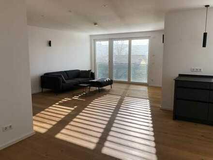 Exklusive 3,5-Zimmer-Wohnung mit Süd-West-Balkon und Einbauküche in Passau-Hacklberg