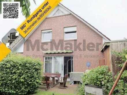 Modernes Einfamilienhaus mit Garten in ruhiger Wohnlage nahe Oldenburg!