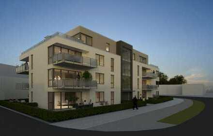 Neubauprojekt Buschstr. 282 - WE 2 Moderne 4 Zimmer Wohnung im Erdgeschoss
