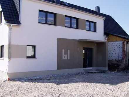 Neues Haus in Marienthal mit Blick ins Grüne