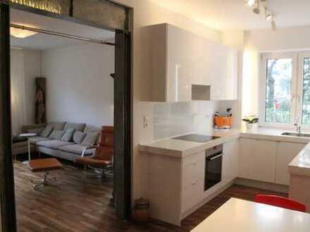 Schöne vier Zimmer Wohnung in Stuttgart