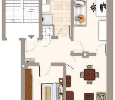 2 - 3 Zimmer-Eigentumswohnung