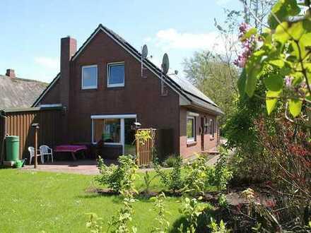 Schönes, geräumiges Haus mit vier Zimmern in Nordfriesland (Kreis), Risum-Lindholm