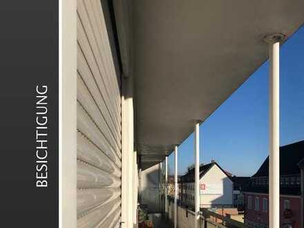 schöne große Stadtwohnung 4 ZKB mit Balkon in zentraler Lage in Zweibrücken City