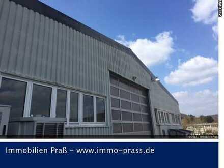 TOP Gelegenheit! Büroräume u. Ausstellfläche mit Gewerbehalle in Kirschweiler/I-O