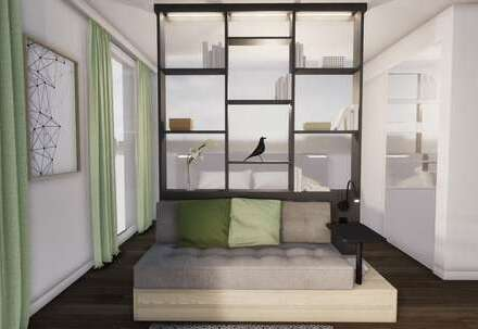 Möbliertes Apartment (Suite Penthouse, Typ I) mit bis zu 18.000 € Tilgungszuschuss