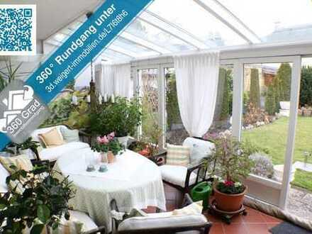 RESERVIERT! WEIGERT: Gepflegtes Reihenmittelhaus mit Wintergarten mit viel Platz für die Familie