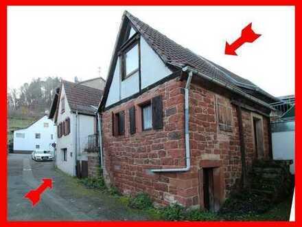 Zwei Häuser zum Preis von Einem