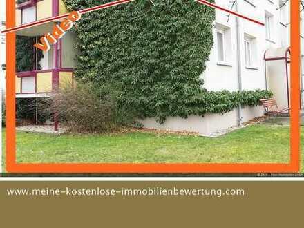 Schöne helle 3-Raum-WG mit Balkon, in ruhiger Lage! SAT-Anlage