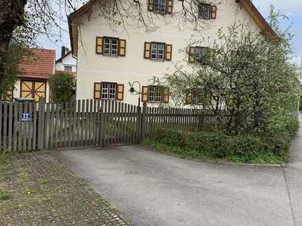 Historisches denkmalgeschütztes Bauernhaus (Teilnutzung)