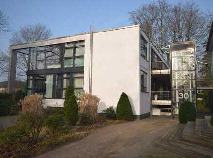 Luxuriöse Wohnung in ruhiger Parklandschaft in Oberneuland