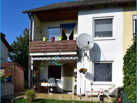 Immobilien Seegerer: Sonnige Doppelhaushälfte mit Garten