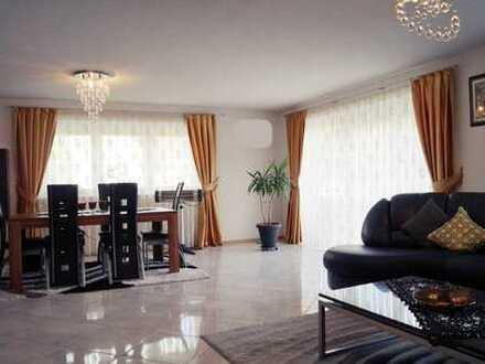 möblierte Maisonette Wohnung in bester Lage zu verkaufen mit Garage !