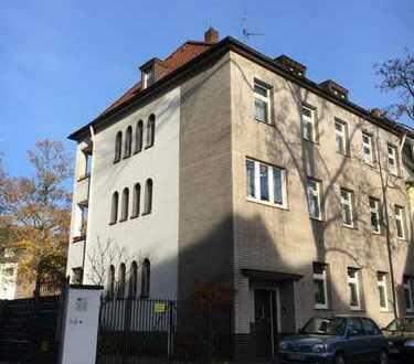 Dellviertel - Friedenstrasse 87, 3 1/2 Zi.-Erdgeschoss-Whg. mit Balkon zum 01.04.2019 zu vermieten
