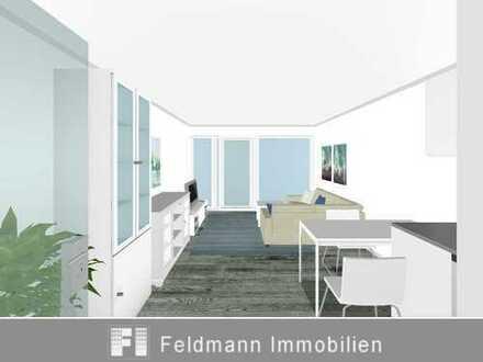 Bestlage Schwabing: Exklusives City-Appartement, Erstbezug nach Renovierung.