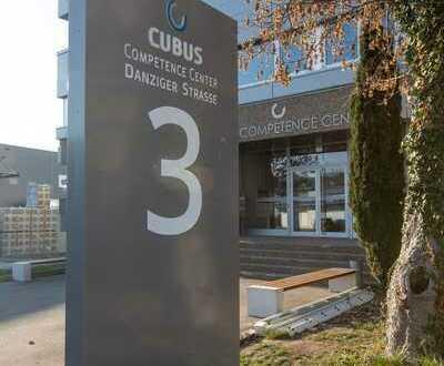 Professionelle Bürofläche im mondernem Bürogebäude, zentral in werbewirksamer Lage