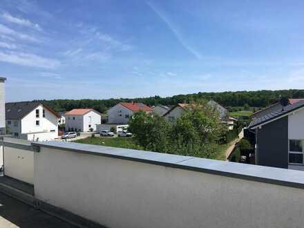 Sonnige Maisonette-Wohnung zur Miete in Sersheim