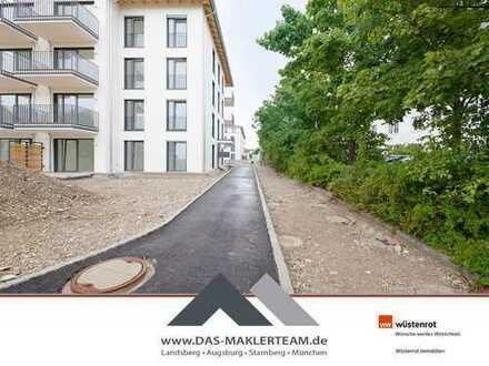 Helle Neubauwohnung im Katharinen Carre Landsberg