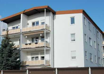 Gepflegte und helle 2-Zimmer-Wohnung mit Balkon und EBK in Landau in der Pfalz
