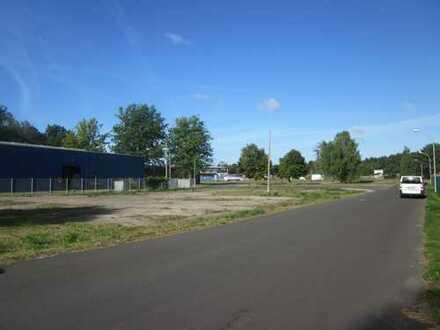 Platz für ihren neuen Unternehmenssitz - erschlossene Gewerbeflächen in Michendorf zu mieten