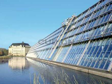 Moderne Büroflächen im Wissenschaftspark Gelsenkirchen!
