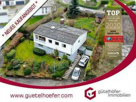 Charmantes Einfamilienhaus mit viel Potenzial auf großem Grundstück in Pech - bezugsfrei 01.09.2020!