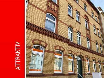 ATLAS IMMOBILIEN: Tolle Dachgeschosswohnung mit Balkon
