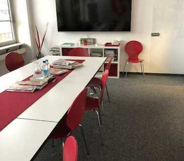 Schickes Loft in Bürogemeinschaft - zentral, flexibel und günstig!