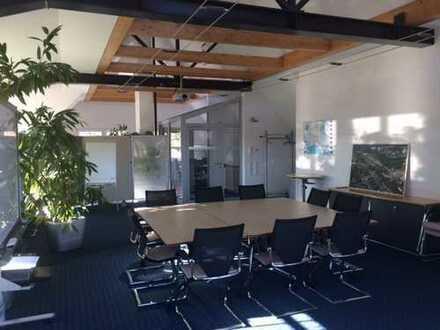 hochwertige Büroräume exclusiv möbliert