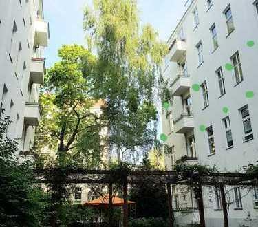 Sehr gute Kapitalanlage im GüntzelKiez ! * Wohnung im modernisierten Altbau *