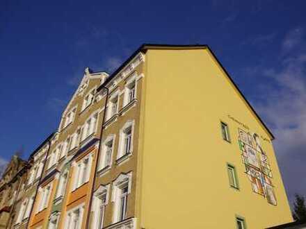 Chemnitz-Kappel, moderne, 2-Raumwohnung mit Südbalkon