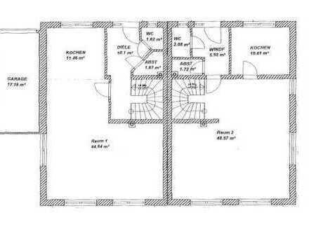 16_RG444 Bauträgergrundstück (nicht Nittendorf) für Ein- und Zweifamilienhäuser / ca. 20 km westl...