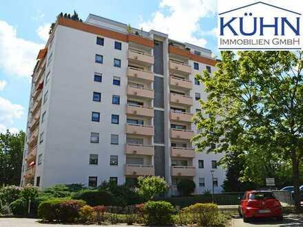 Perfekte Single-Wohnung mit EBK, Loggia und Pkw-Stellplatz