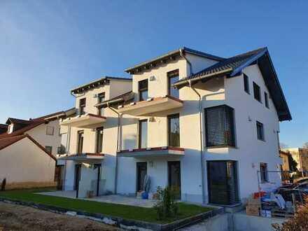 Excl. Neubau-Erstbezug-Terrassenwohnung mit Gartenanteil