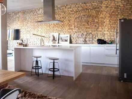 Komplett möblierte 2-Zimmer Wohnung in der Hafenstraße von Mannheim