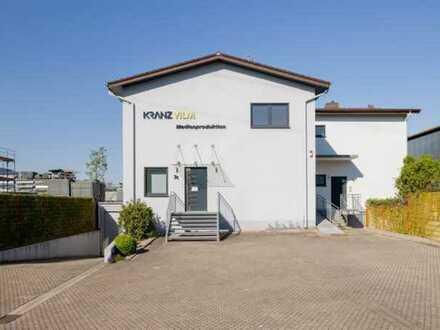 Gewerbeimmobilie in zentraler Lage im Industriegebiet Freiburg-Nord