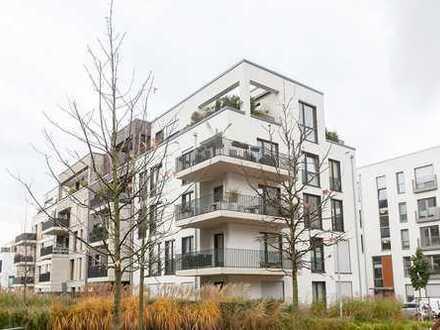 Grafental: Attraktive vier-Zimmer-Wohnung mit zwei Balkonen -sofort verfügbar-