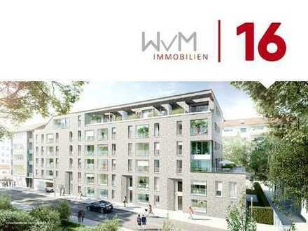 Südstadt: 3-Zimmer-Wohnung mit Balkon