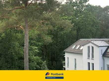 *** bezugsfreie 2-Zimmer Dachgeschosswohnung in Woltersdorf ***