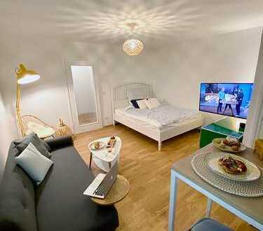 Chices komplett löffelfertig möbliertes Business Apartment