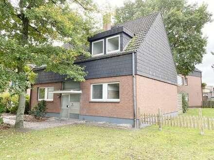 Bezugsfreies 1 ZKB Apartment im Erdgeschoss mit Terrasse in Oldenburg Rauhehorst zu vermieten!