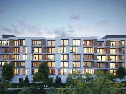 Kepler One: 3-Zi.-Wohlfühlwohnung in parkähnlicher Grünanlage & mit allen Vorteilen der Innenstadt